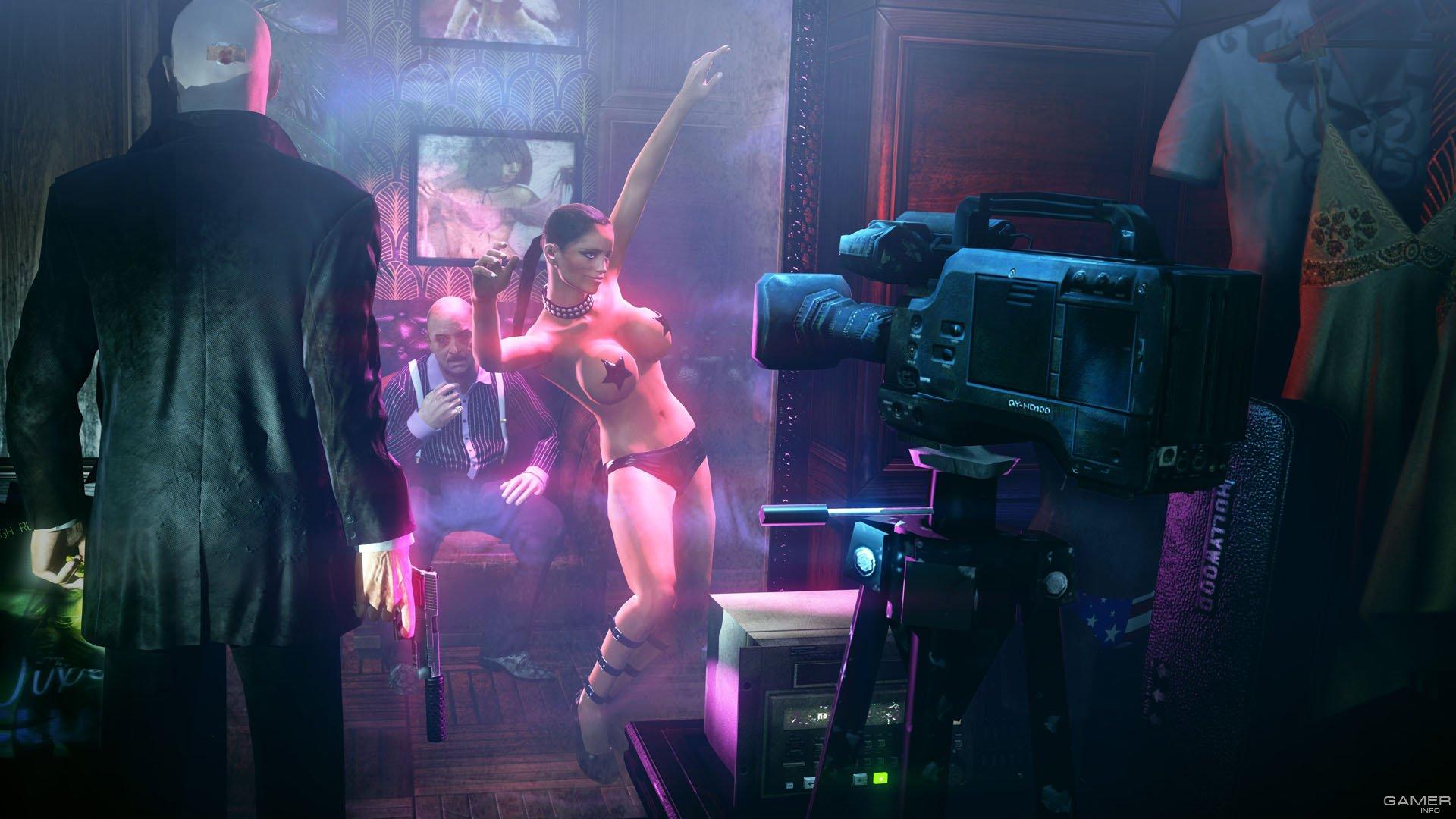 Hitman 4 game nude mod xxx clip
