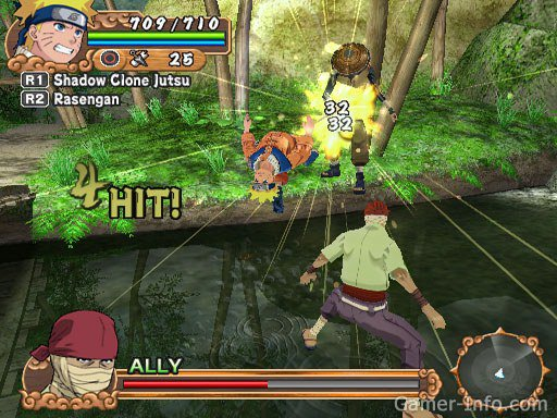 Naruto uzumaki chronicles pc