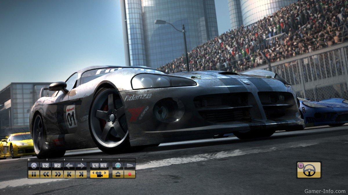 El nuevo simulador de carreras de codemasters, anteriormente conocido como race driver one