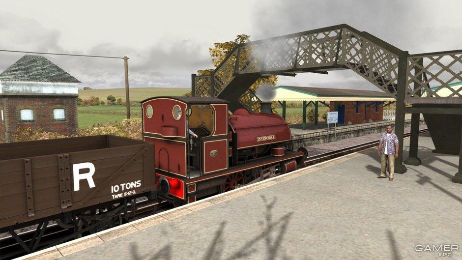 Game Fix Crack: Train Simulator 2014: Steam Edition