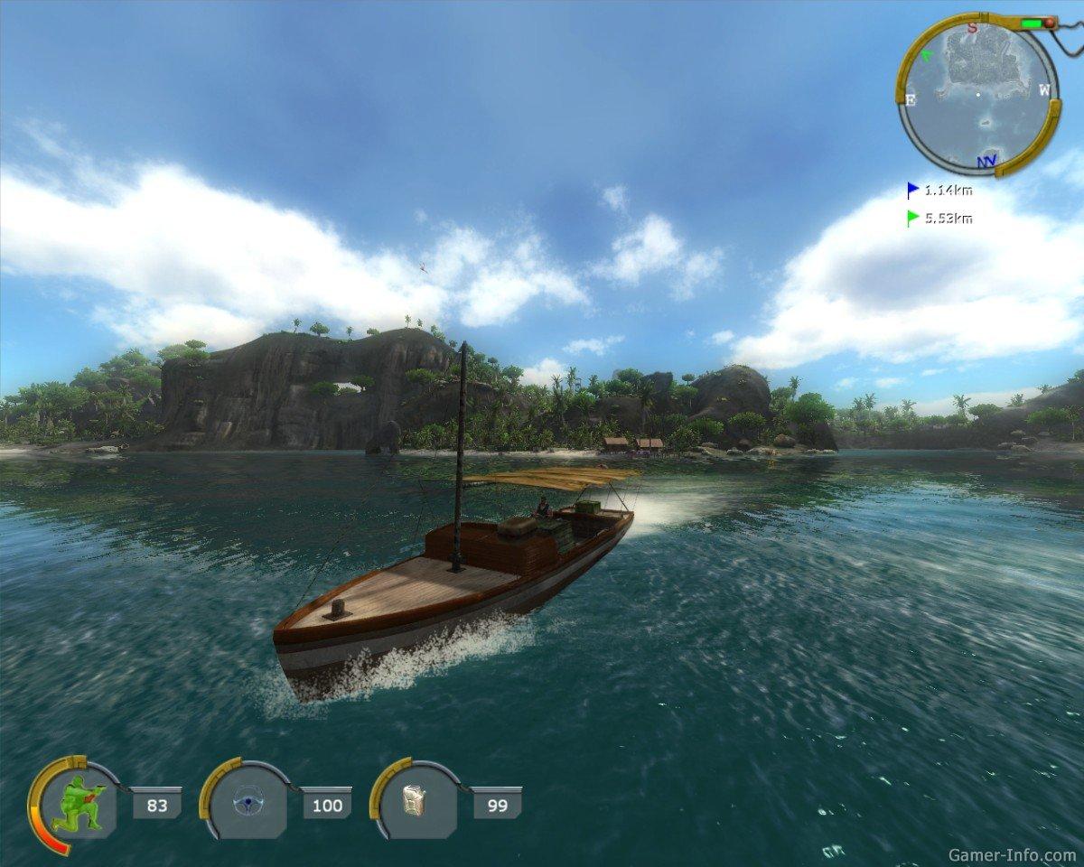 Xenus 2: Белое золото (2008 video game)