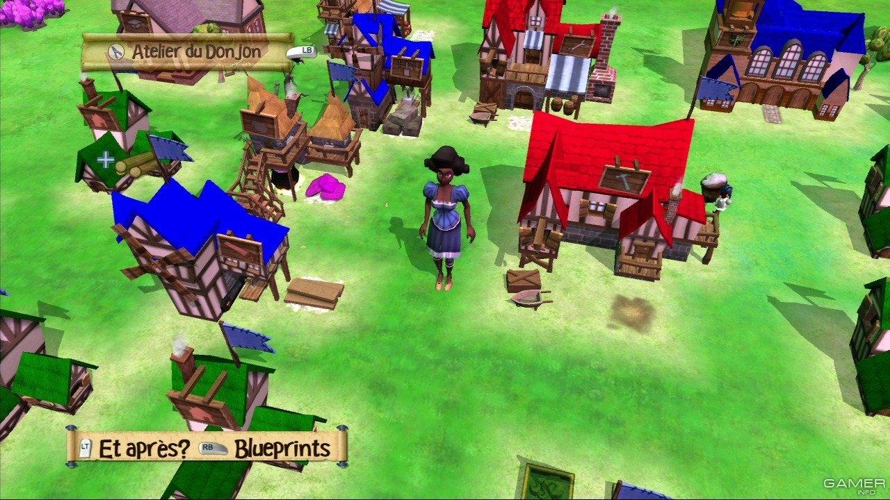 A Kingdom For Keflings 2008 Video Game