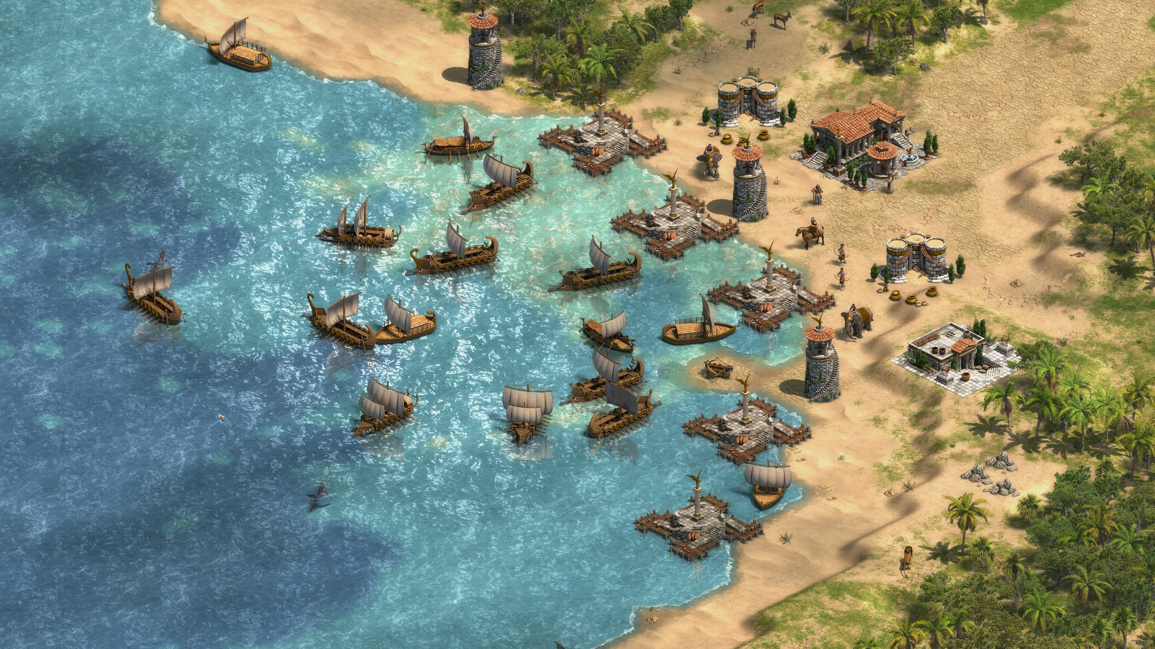 age of empires definitive edition download torrent