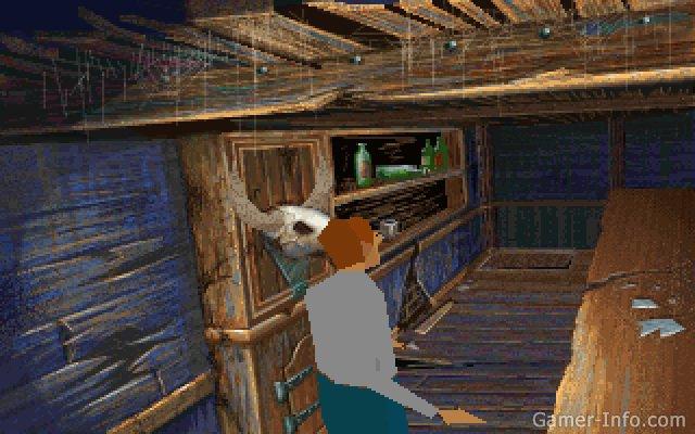 Alone In The Dark 3 1994 Video Game