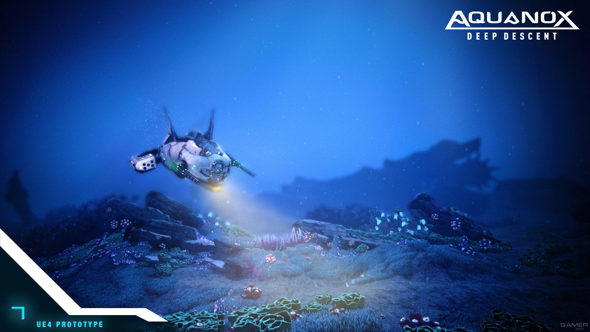 Aquanox Deep Descent (2019 video game)