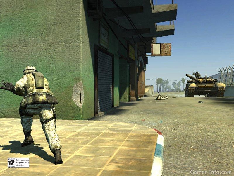 Battlefield 2 2005 Video Game