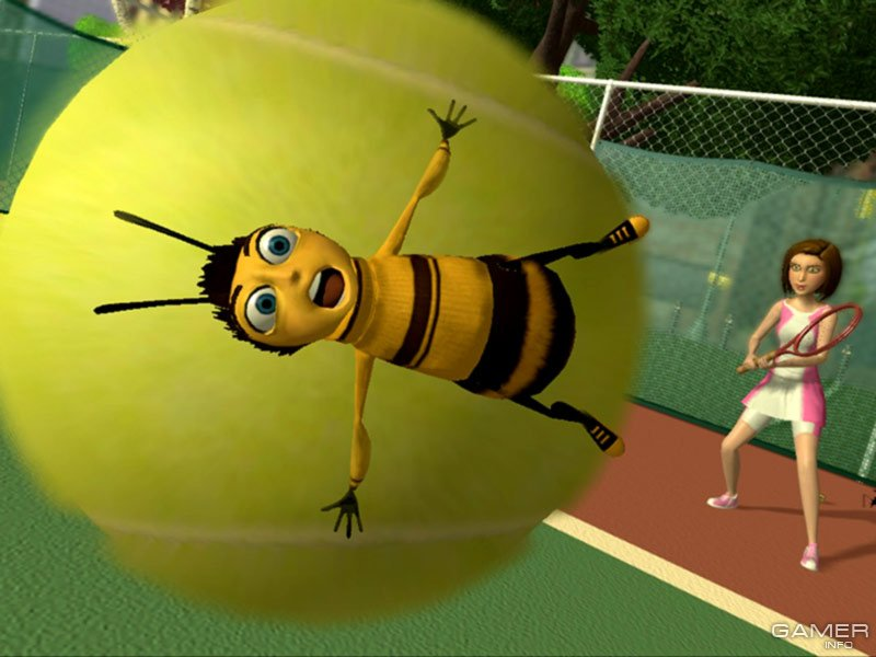 bee movie game 2007 video game