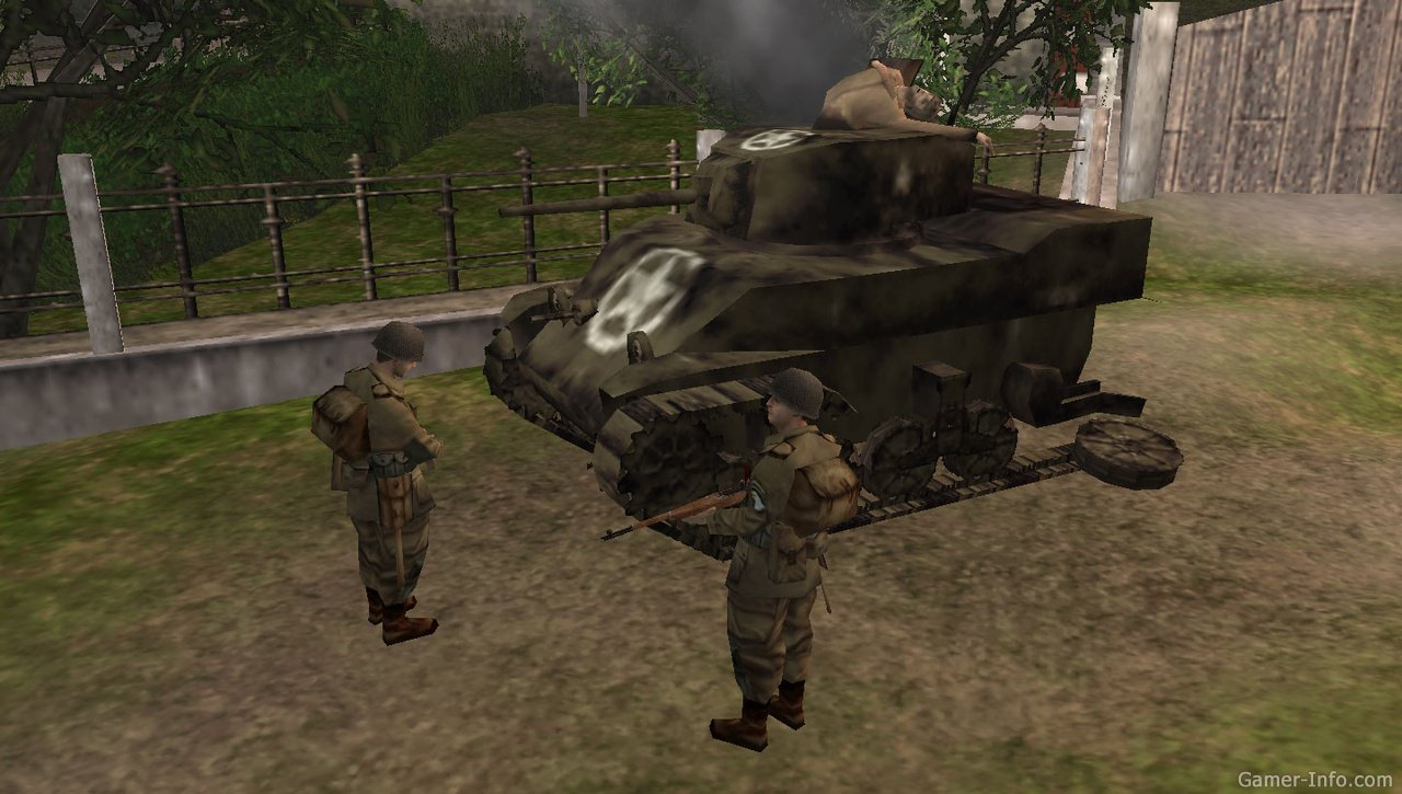 Brothers In Arms D Day 2006 Video Game