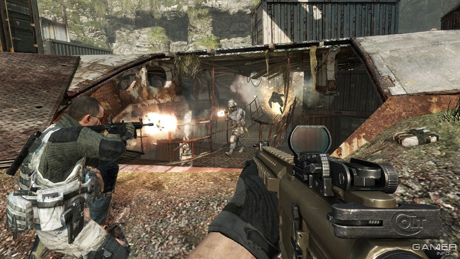 Call of Duty: Modern Warfare 3 (2011 video game)