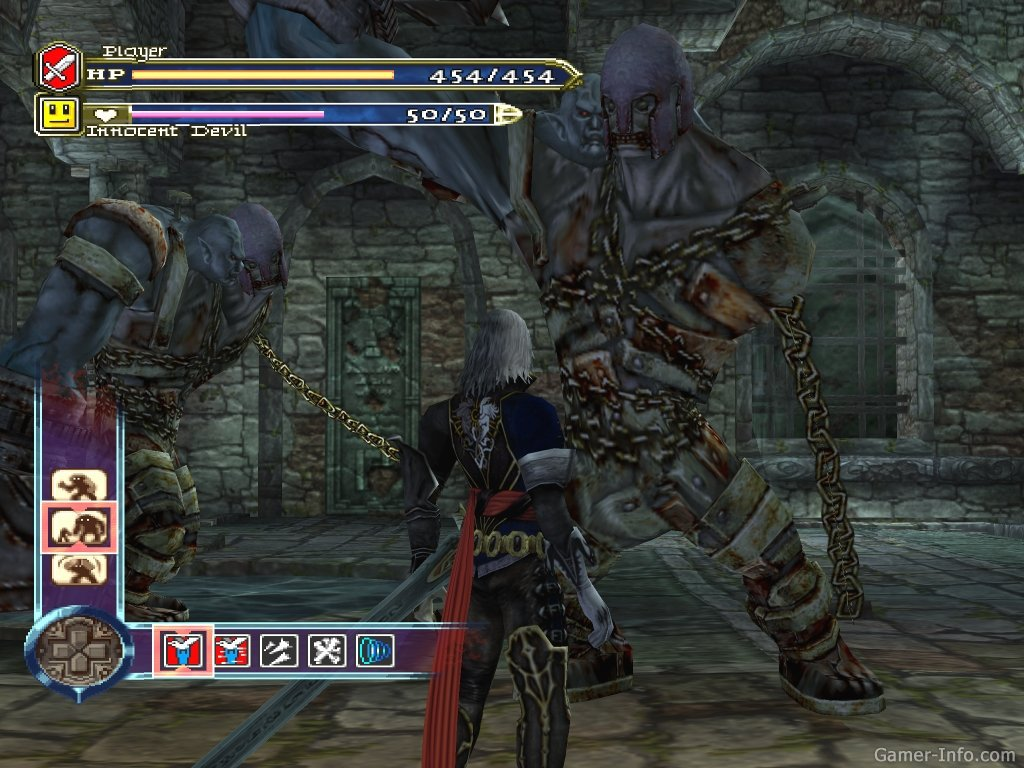 Castlevania Curse Of Darkness 2005 Video Game