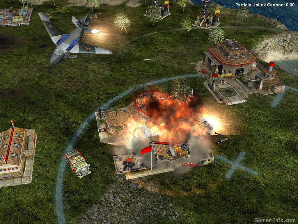 free download generals command and conquer