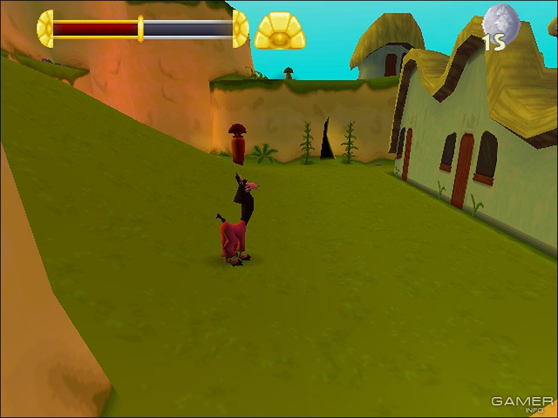 Disney s The Emperor s New Groove Game