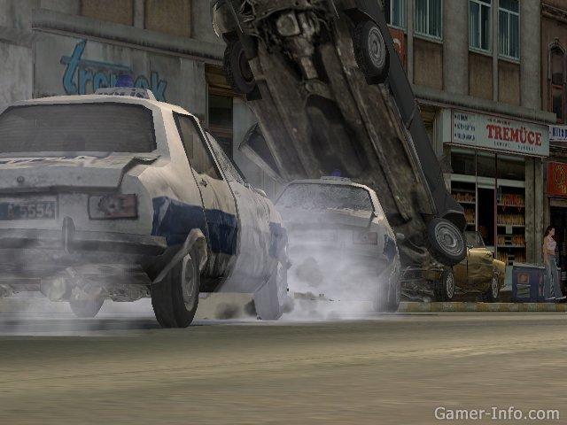Driv3r 2004 Video Game
