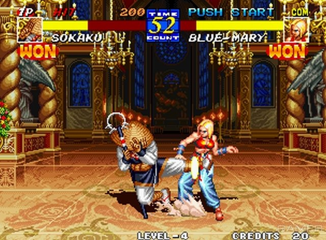 Fatal Fury 3: Road to the Final Victory (1995 video game)