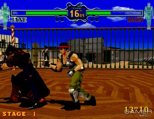 Fighting Vipers (1995 video game)