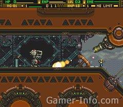 Front Mission Gun Hazard 1996 Video Game