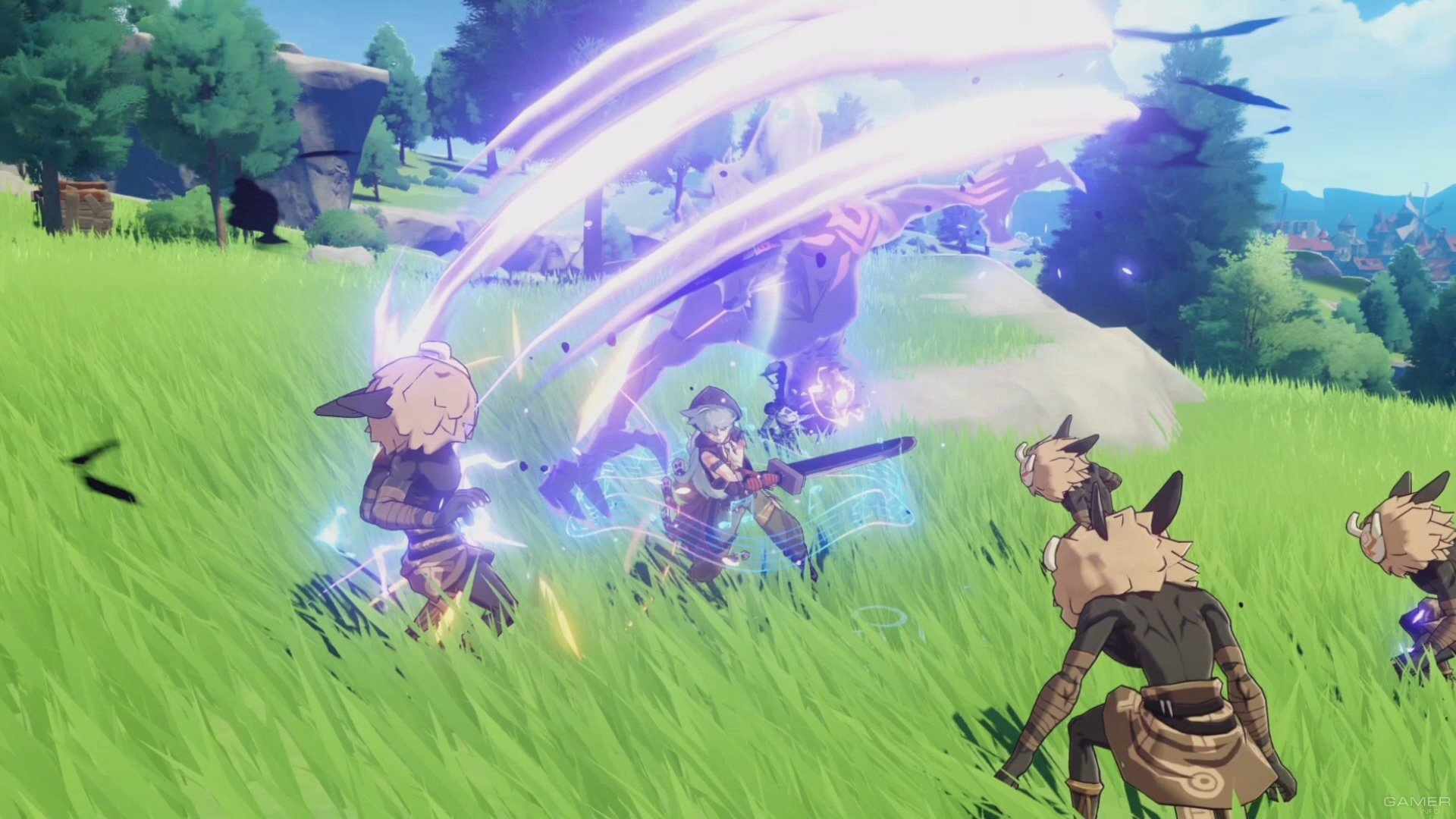 Genshin Impact 2020 Video Game