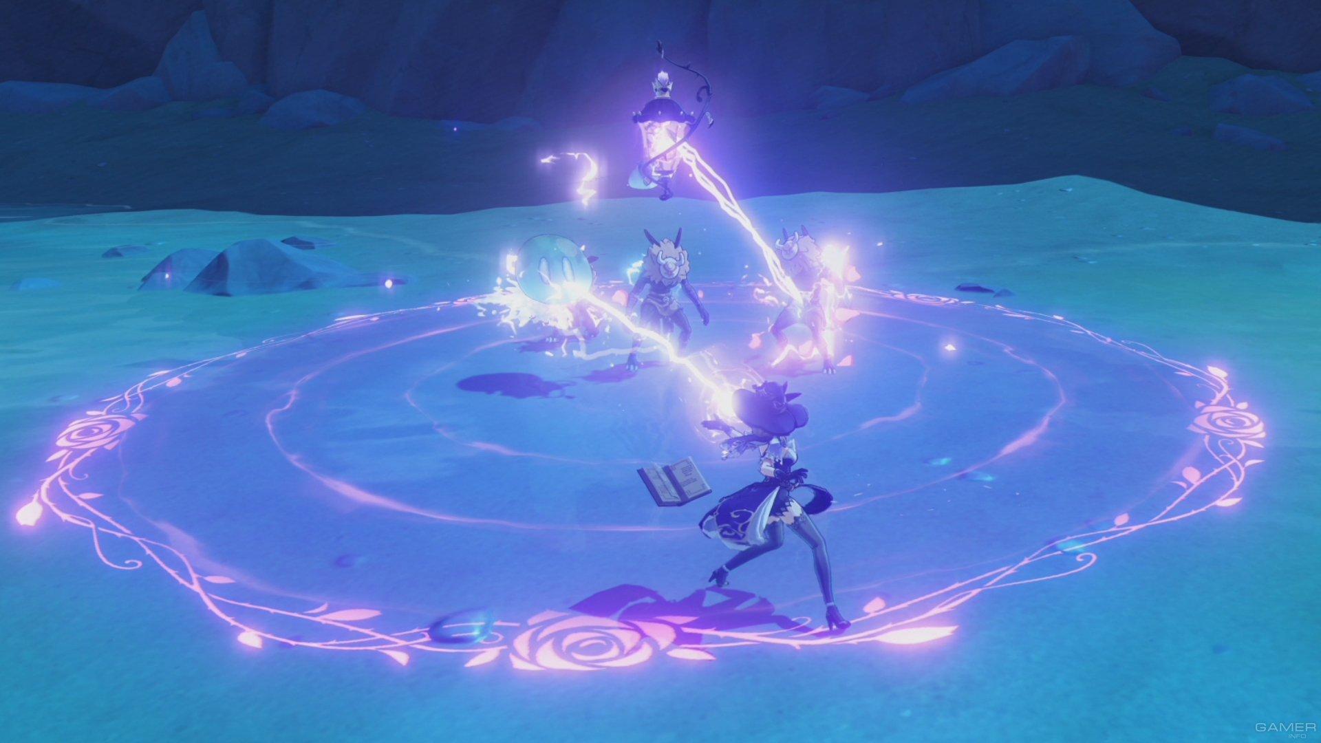 Genshin Impact (2020 video game)