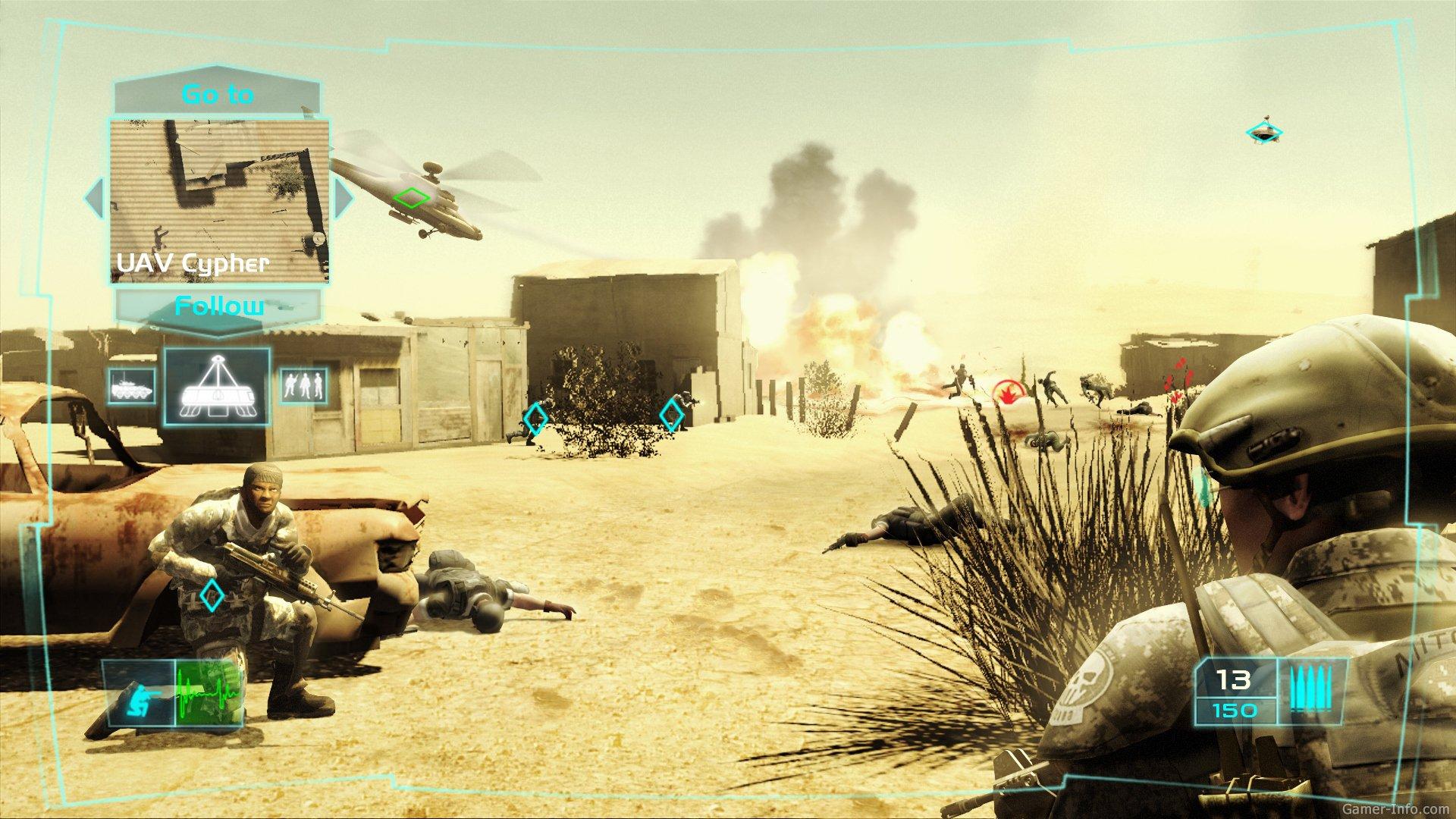 Tom Clancys Ghost Recon Advanced Warfighter загрузить
