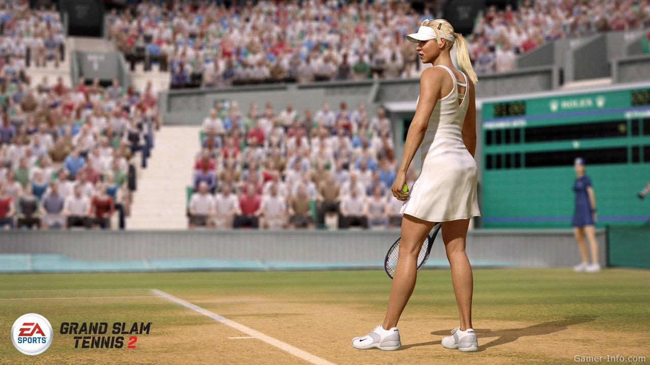 grand slam tennis 2  2012 video game