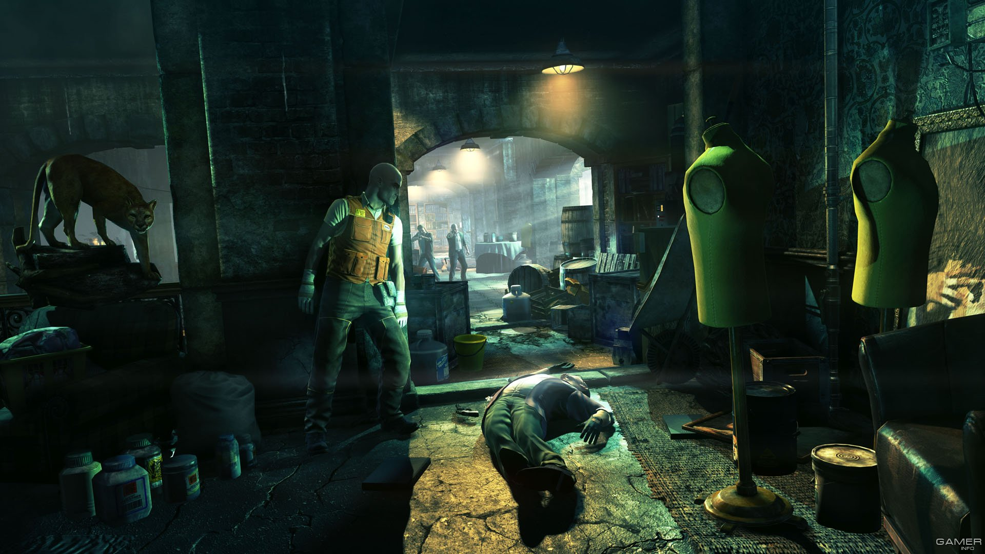 Hitman Absolution 2012 Video Game