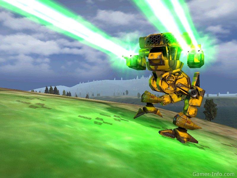 MechWarrior 4: Black Knight (2001 video game)
