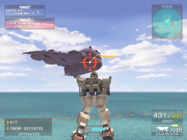 Mobile Suit Gundam: Federation vs  Zeon (2001 video game)