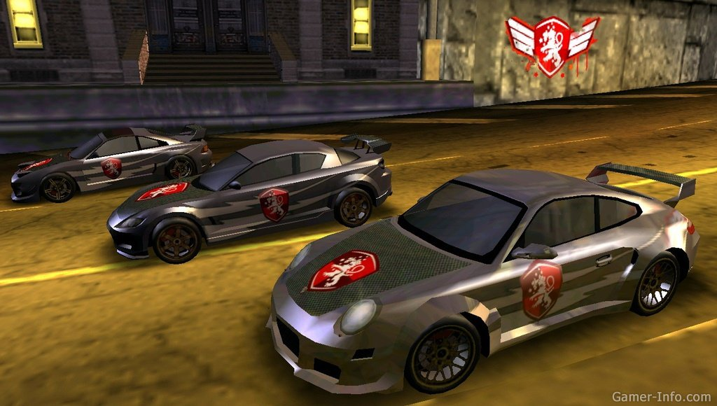 Need For Speed Carbon Own The City 2006 Video Game