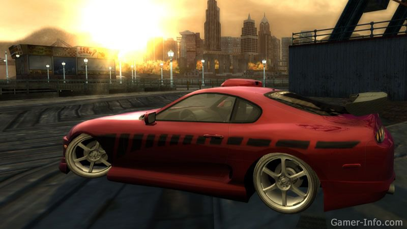 Need For Speed Most Wanted 2005 Video Game