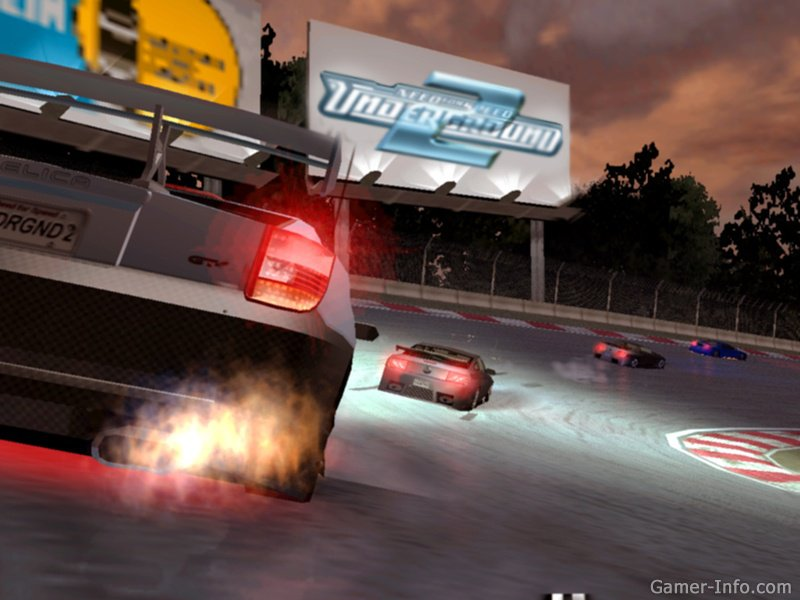 Need for Speed Underground 2 (2004 video game)