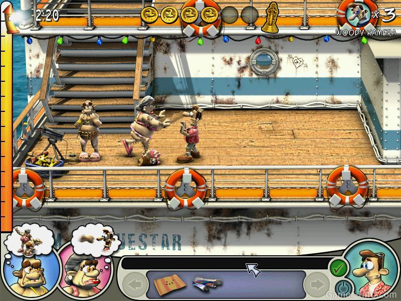 Neighbours from Hell 2: On Vacation (2004 video game)