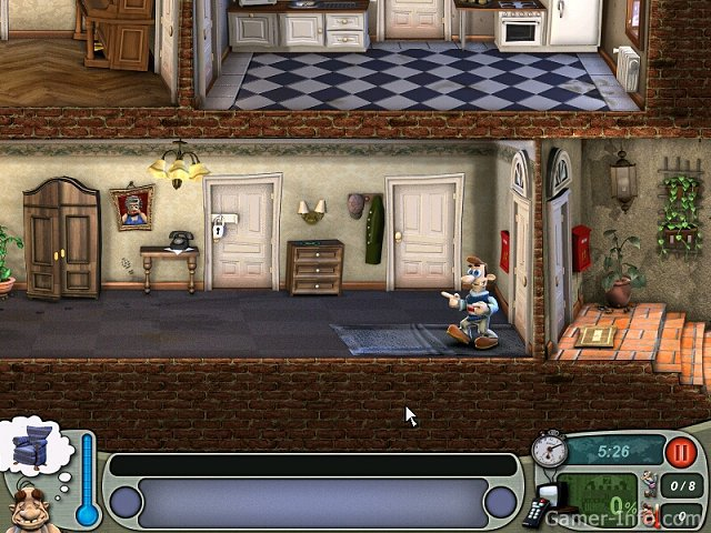 Neighbours from Hell: Revenge is a sweet game (2003 video ...
