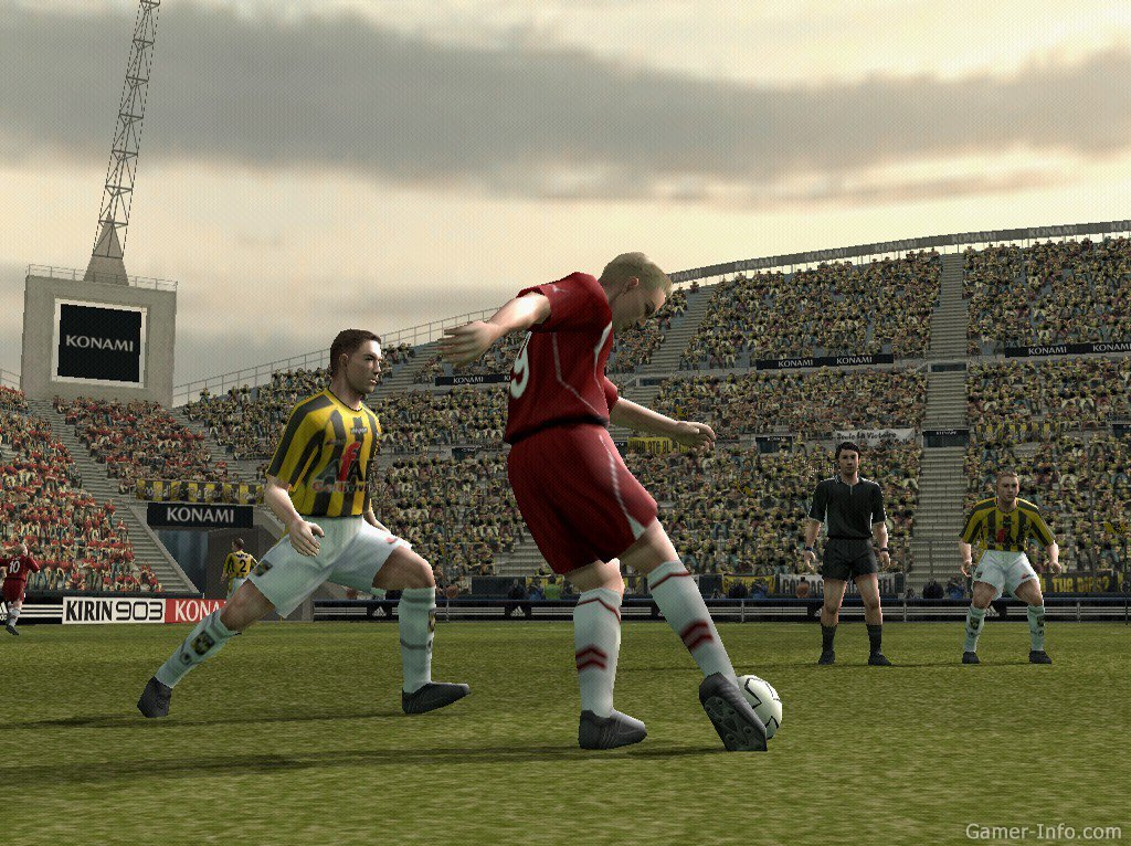 Pro Evolution Soccer 4 (2004 video game)