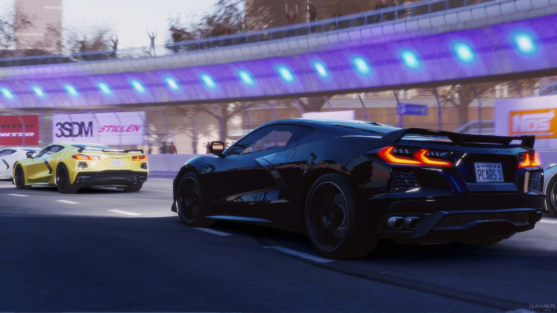 Project Cars 3 2020 Video Game