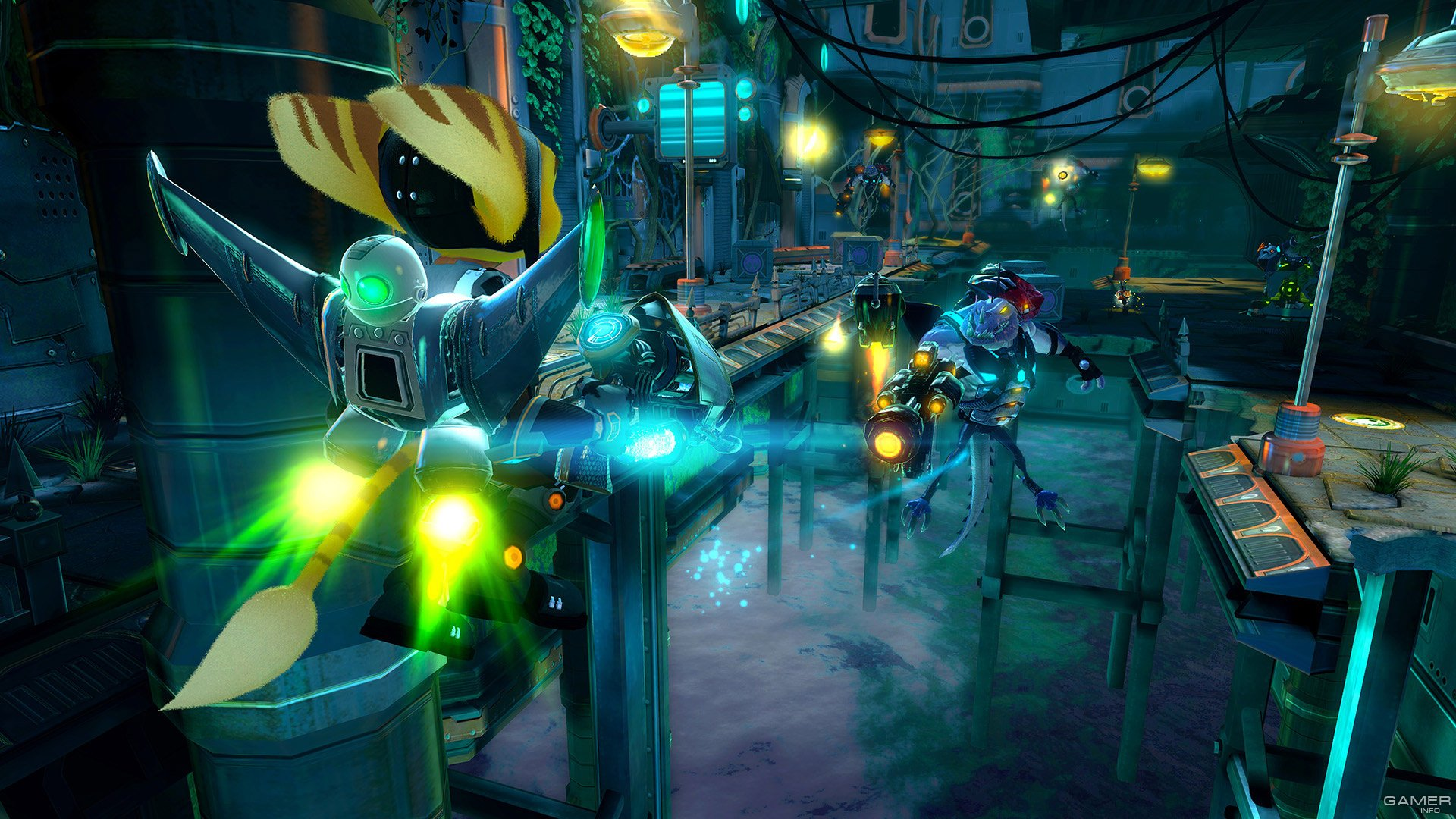 Ratchet Clank Into The Nexus 2013 Video Game
