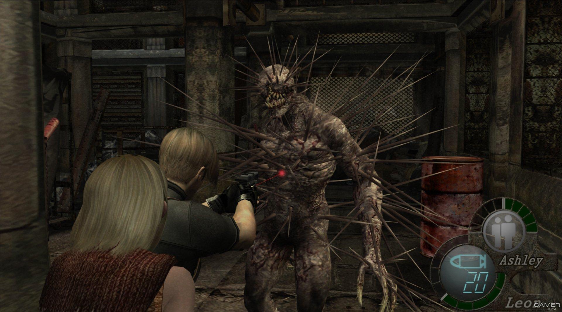 Resident Evil 4 (2005 video game)