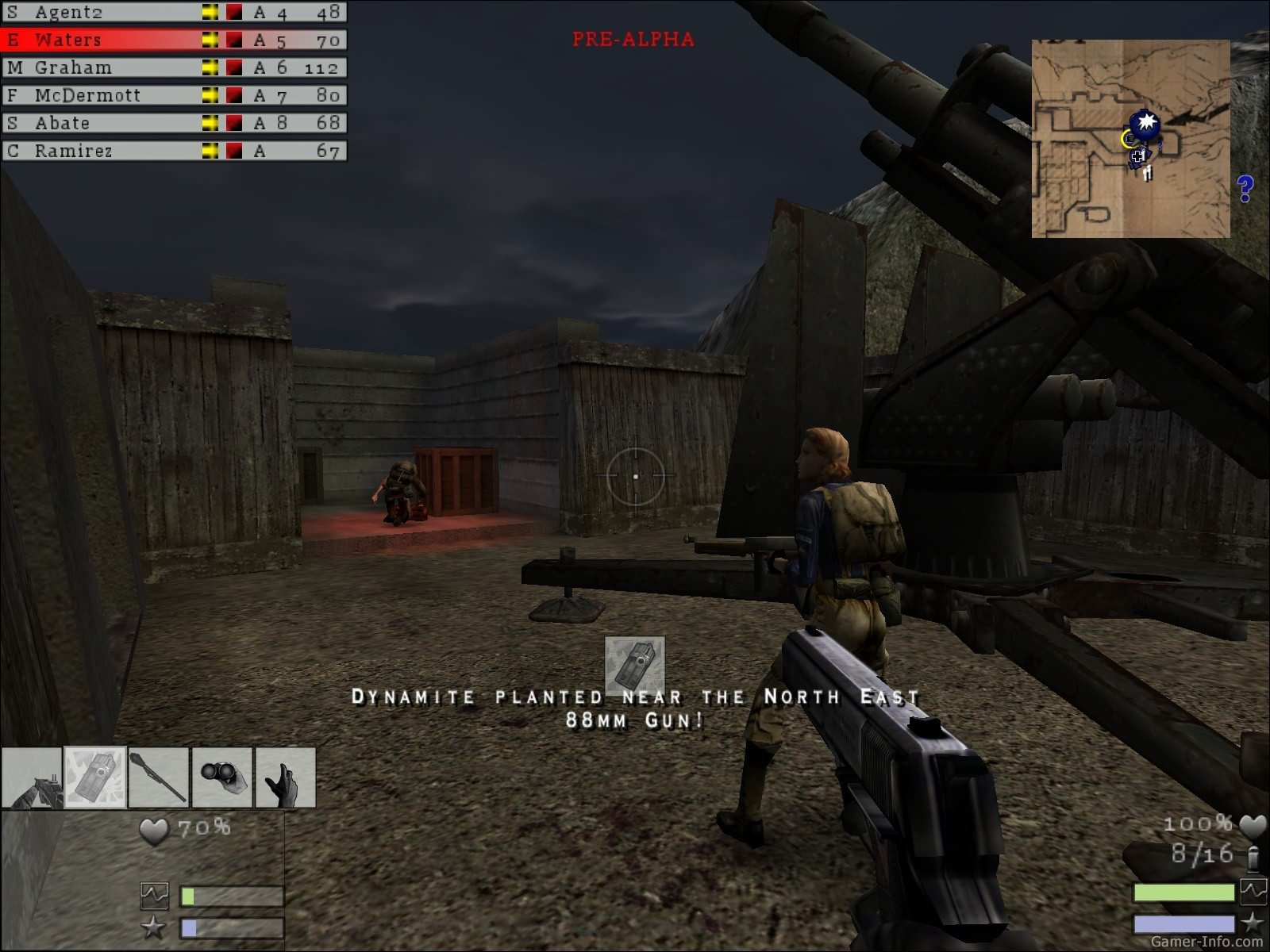 Return to Castle Wolfenstein: Enemy Territory (2003 video game)