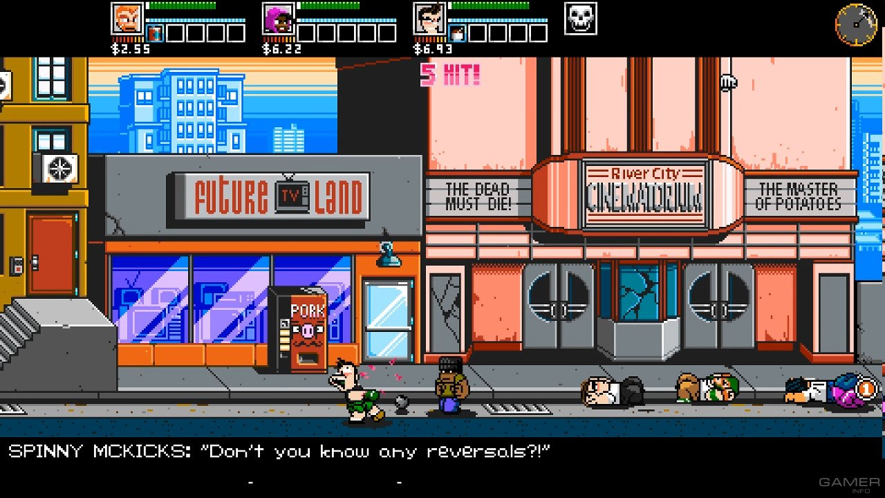 river city ransom underground guide