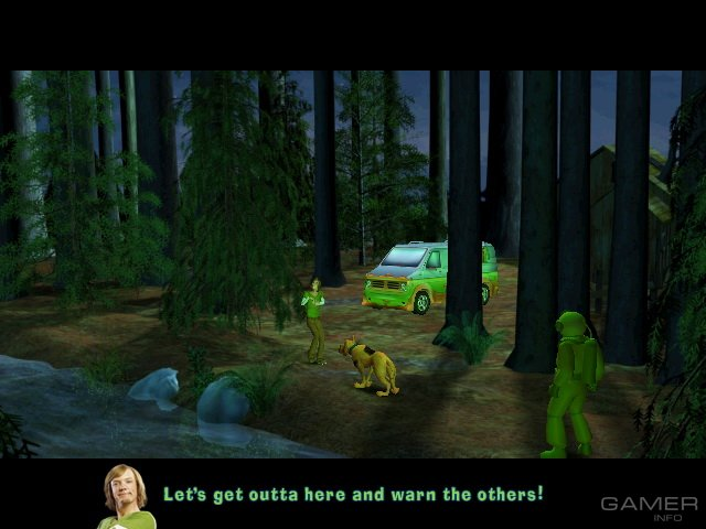 Scooby Doo 2 Monsters Unleashed 2004 Video Game
