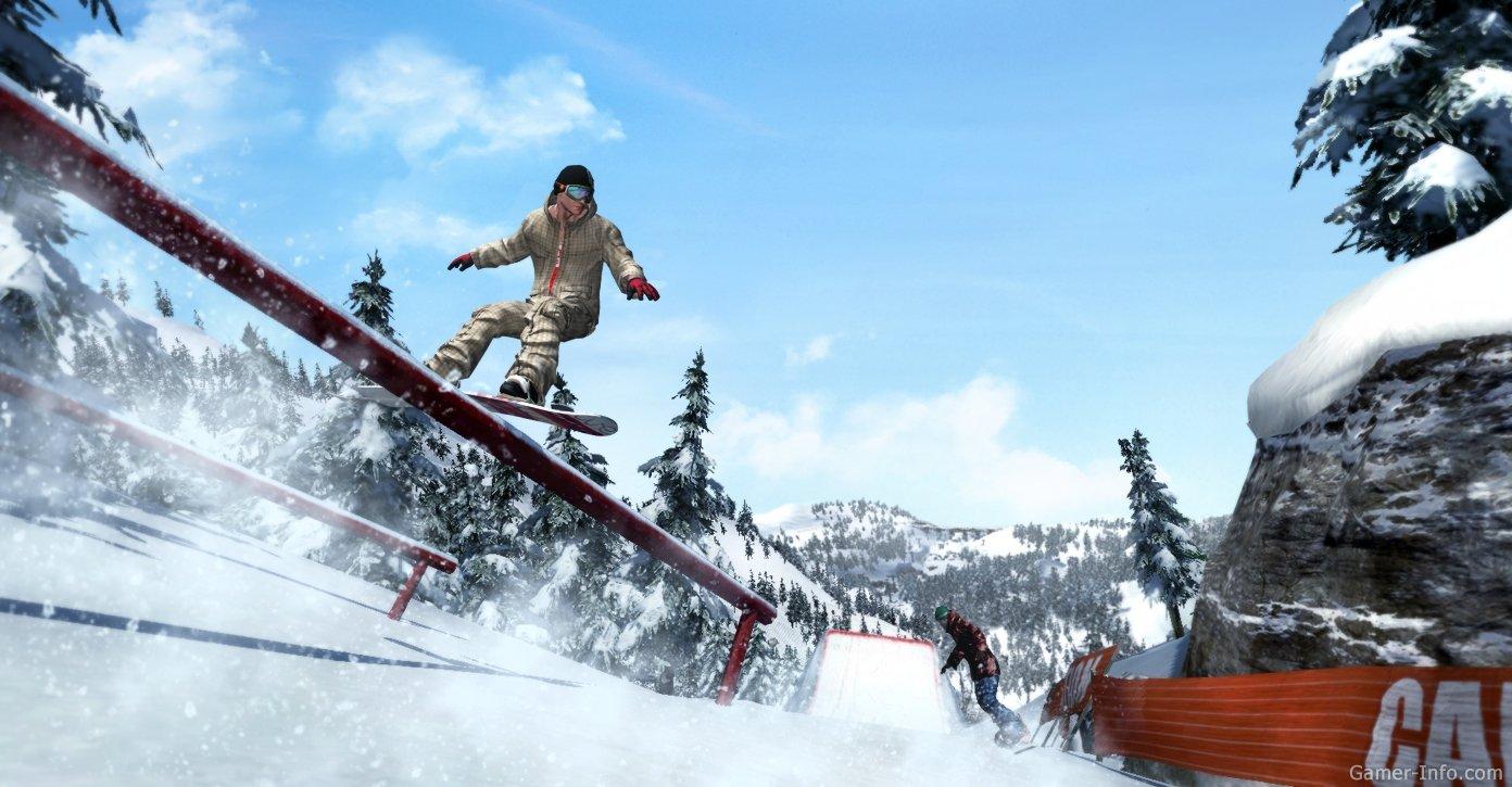 cf270a122c2 Shaun White Snowboarding (2008 video game)