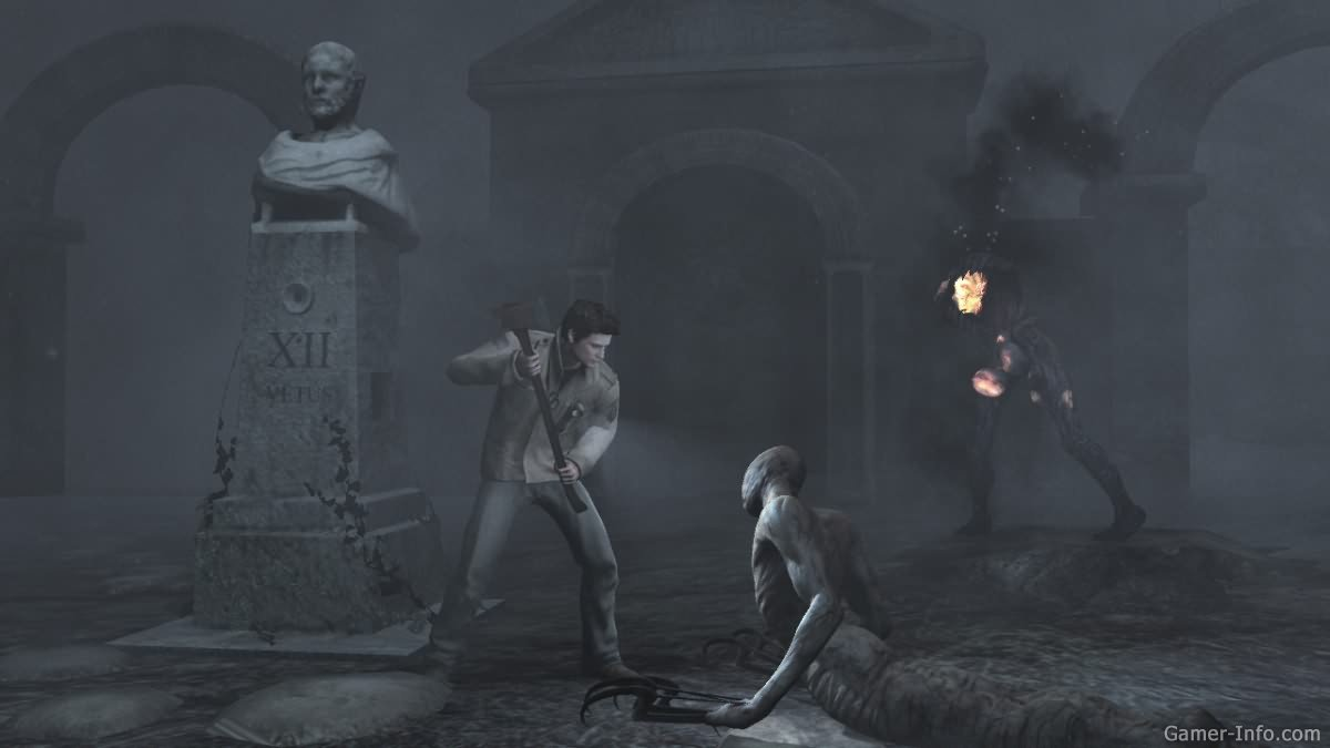silent hill handygame