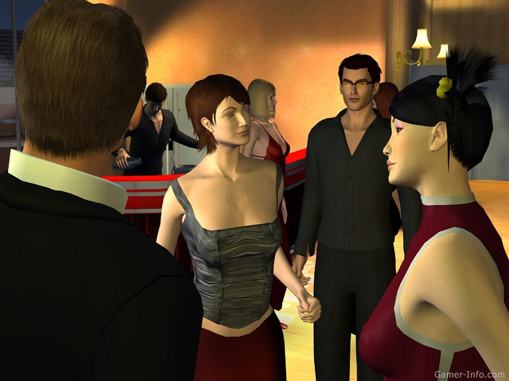 Singles 2: Triple Trouble (2005 video game)