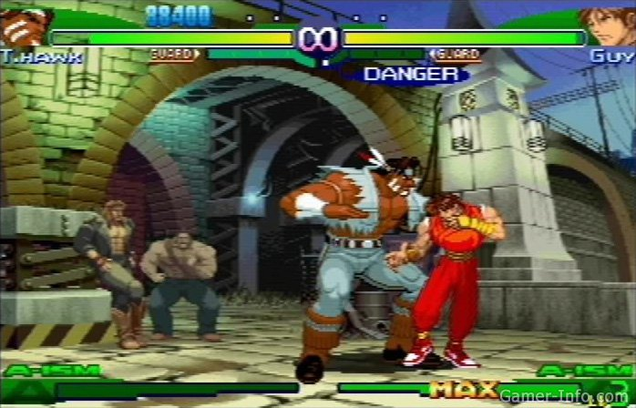 Street Fighter Alpha 3 1998 Video Game