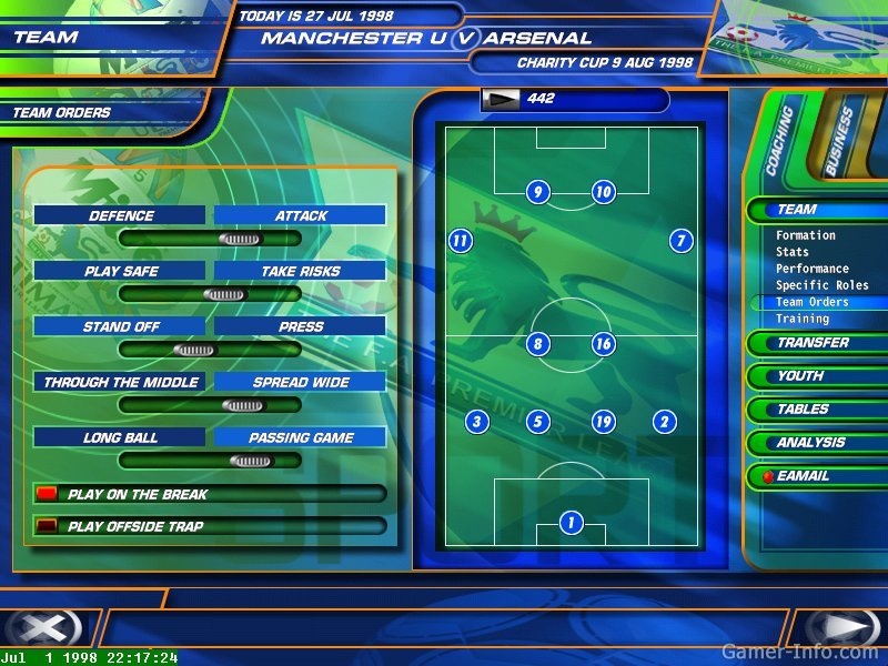 Premier Game