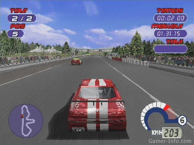 TOCA World Touring Cars (2000 Video Game