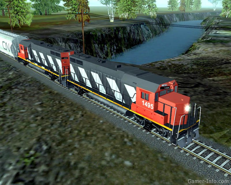 Trainz Railroad Simulator 2006 (2006 video game)