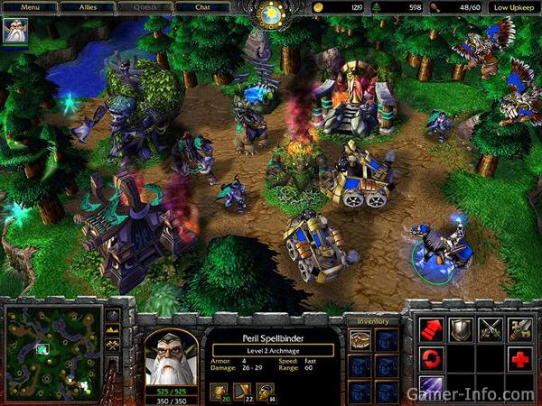 Warcraft Iii Reign Of Chaos 2002 Video Game