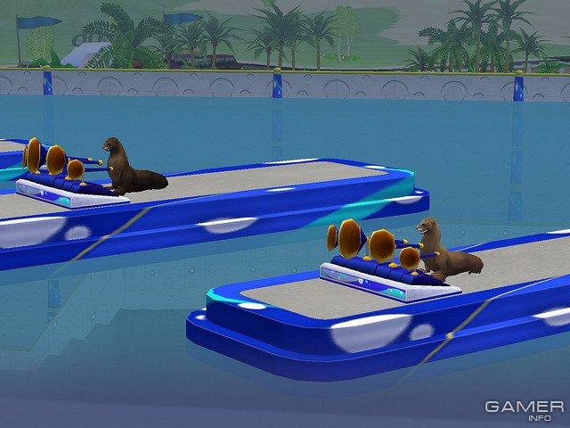 Zoo Tycoon 2: Marine Mania (2006 video game)